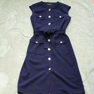 Jones New York navy dress